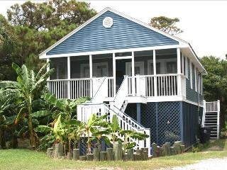 Elfin's Folly Blue Bungalow; Second Row