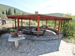 3storey Villa inLustica with large covered terrace