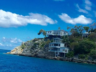 """One of the most astonishing rental homes on earth"""" says Caribbean Travel & Life"""