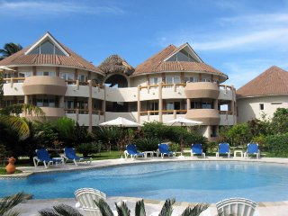 Oasis. Luxury apartment with oceanview at the beach. 178 m²
