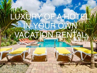 Arubawoning: Hotelservice in your own vacation rental