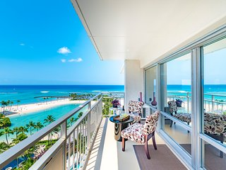 Beachfront Condo with ocean views from every room!