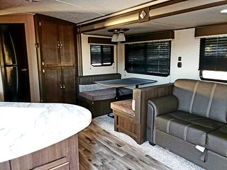 Grand Canyon RV Glamping Suite - Your Summer Vacation Camper