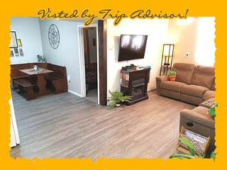 Easy From I-10, I-19- 2 BDRM ENTIRE HOUSE- Cozy Home!