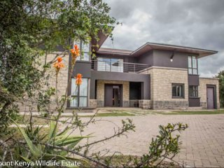 Villa in the Wild, Mount Kenya Wildlife Estate #46