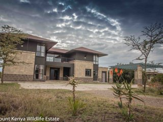 Villa in the Wild, Mount Kenya Wildlife Estate #59