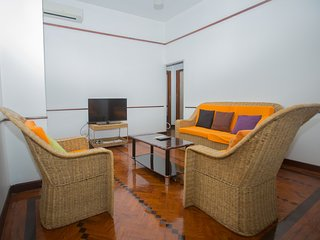 Quiet flat in Agostinho Neto